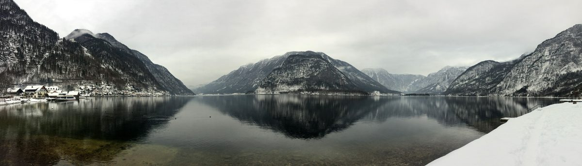 Hallstattské jazero