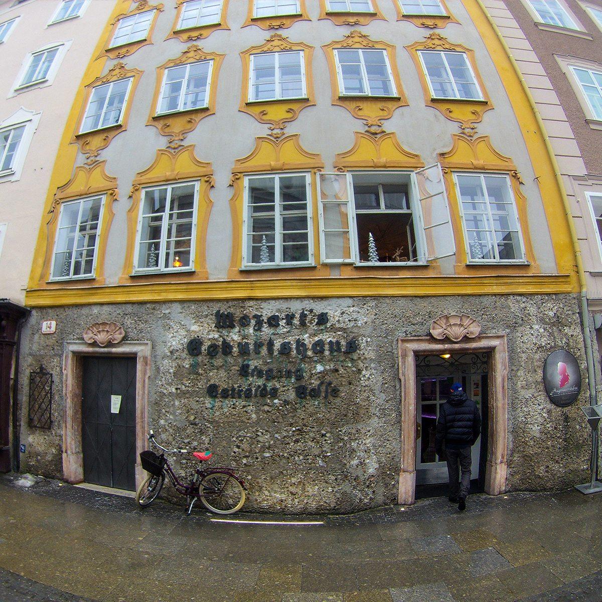 salzburg mozartov dom