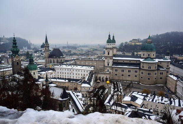 salzburg z hradu