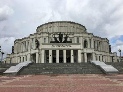 Minsk - opera
