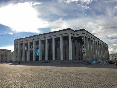 Minsk - palác republiky