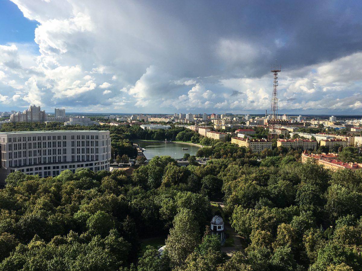 Minsk - Bielorusko