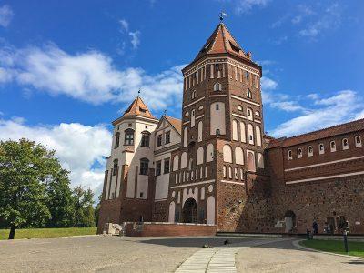 Mir - Bielorusko