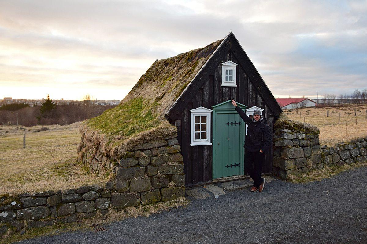 Múzeum islandskej dediny Árbæjarsafn