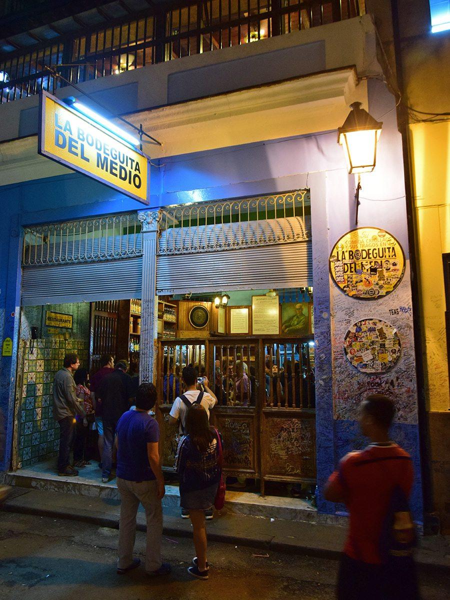 bodegita del medio - Havana