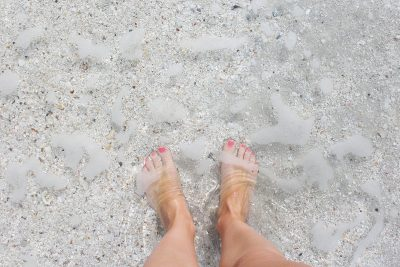 biely piesok - Varadero