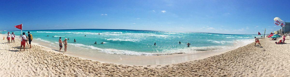 Dovolenka v Mexiku - Cancún,