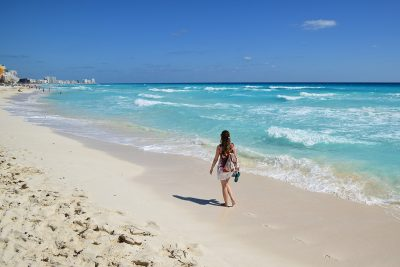 Cancún - najkrajšie pláže