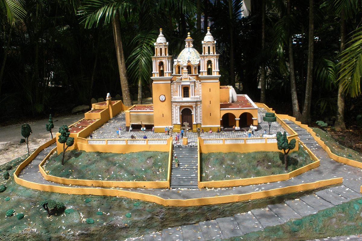 miniatury discover mexiko
