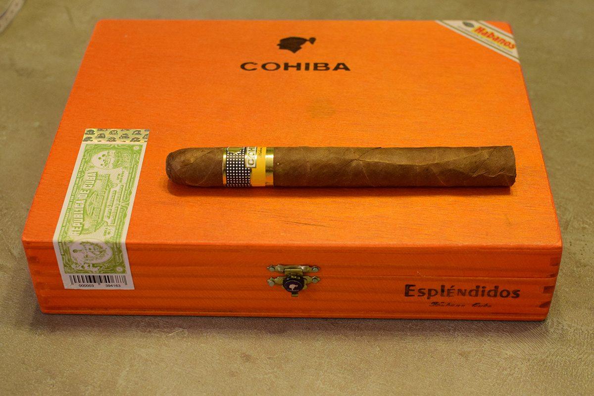 cigary cohiba esplendidos