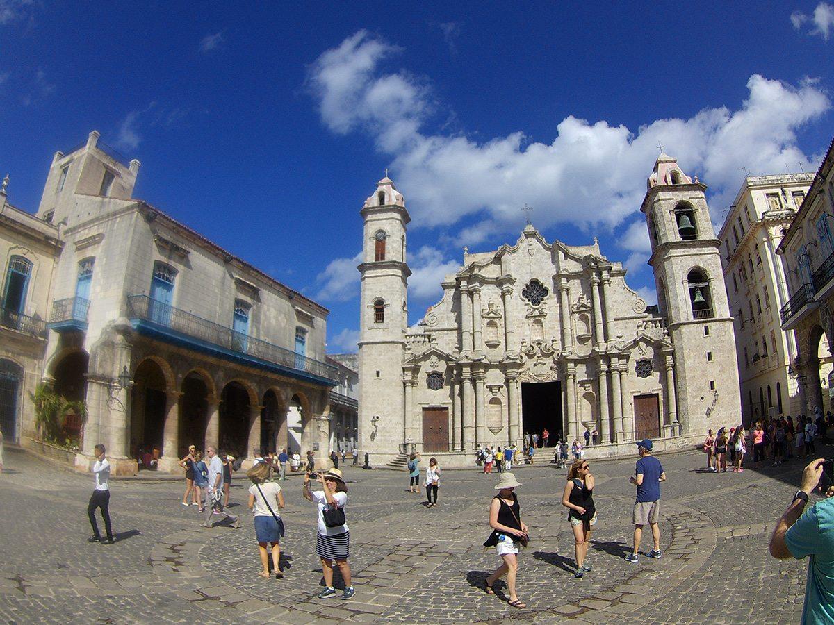 námestie Plaza de la Catedral