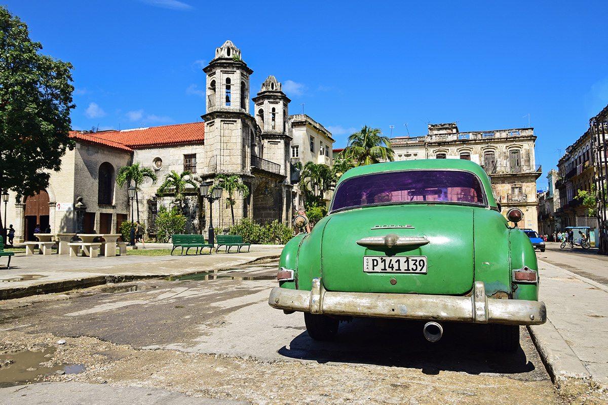 Plaza del Cristo - Havana