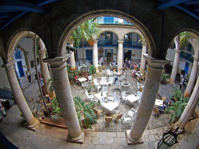Tržnica v Havane