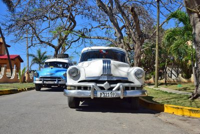 Varadero - staré americké autá