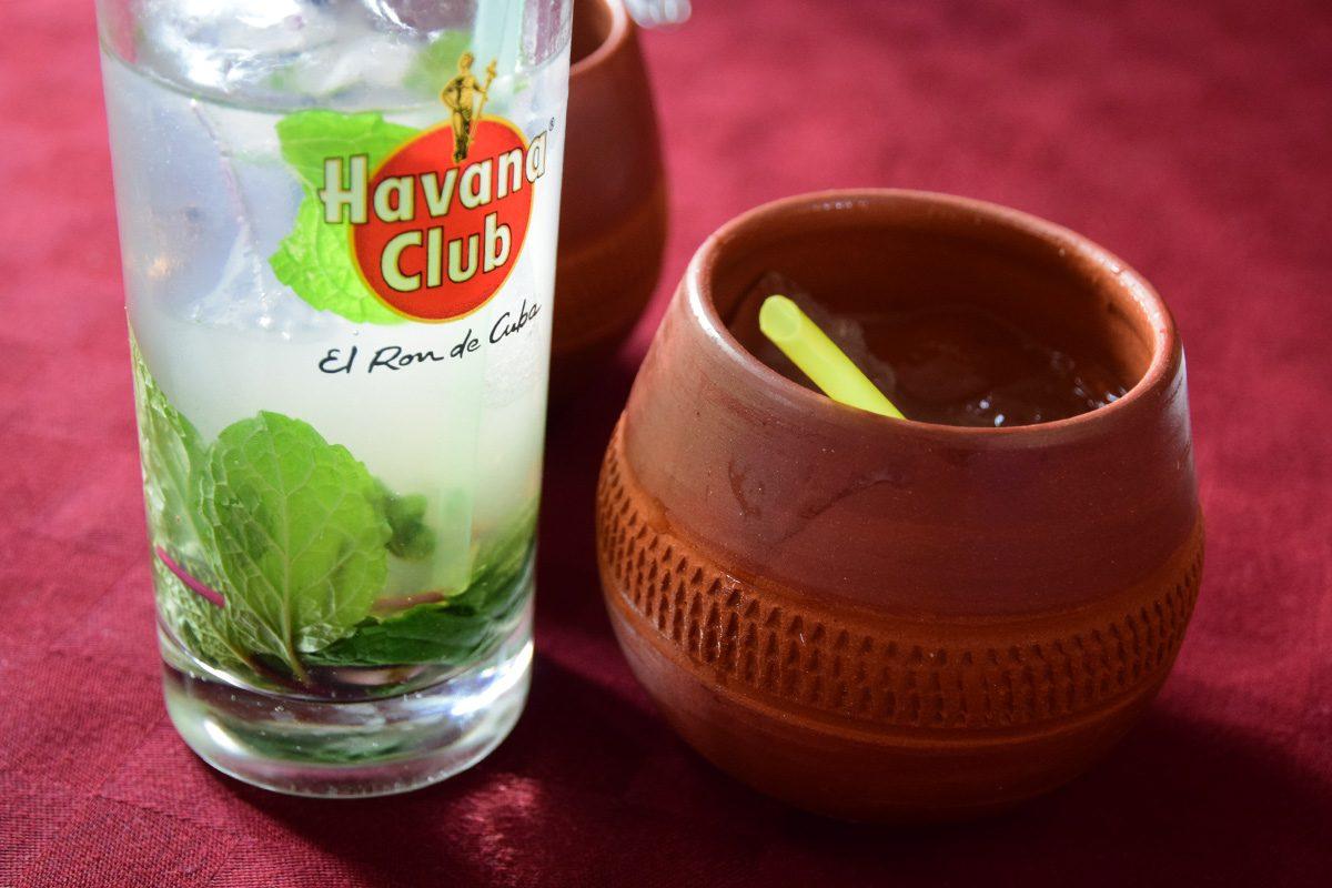 kubánske drinky