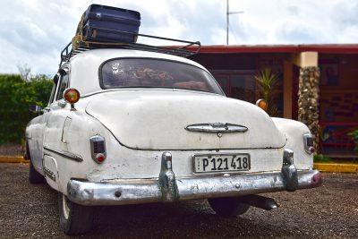 kufor na streche - kuba