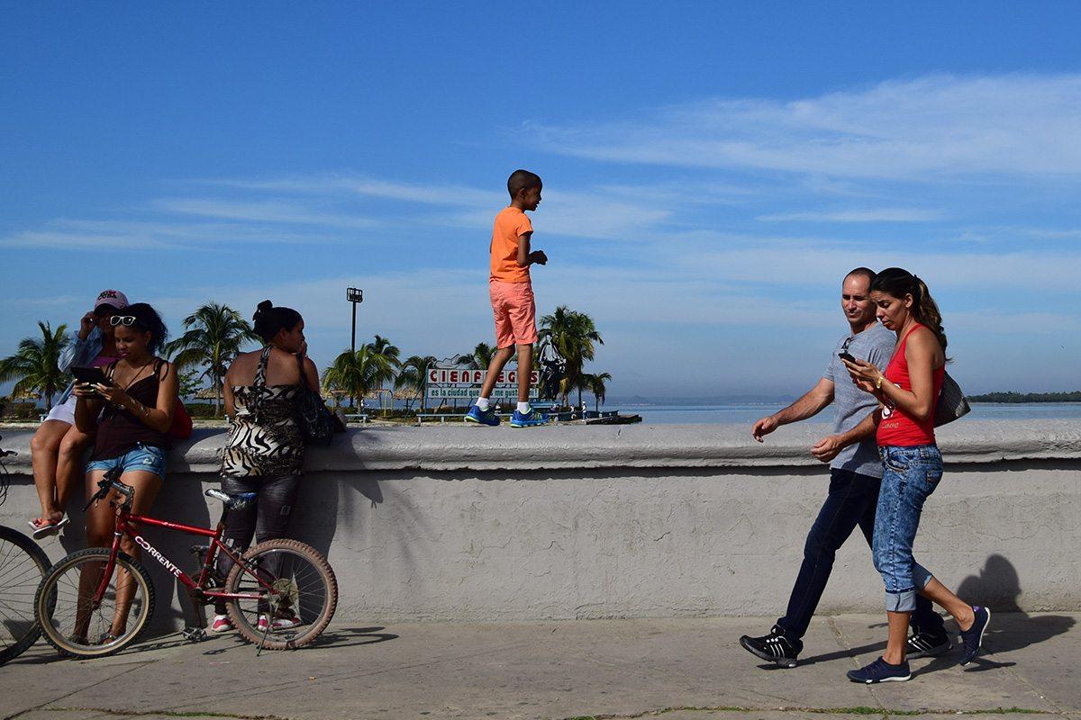 Malecon v Cienfuegos