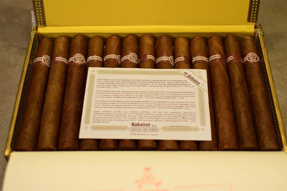 cigary montecristo