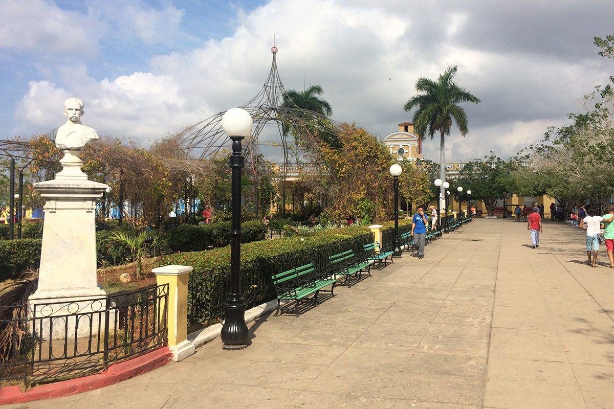 trinidad námestie