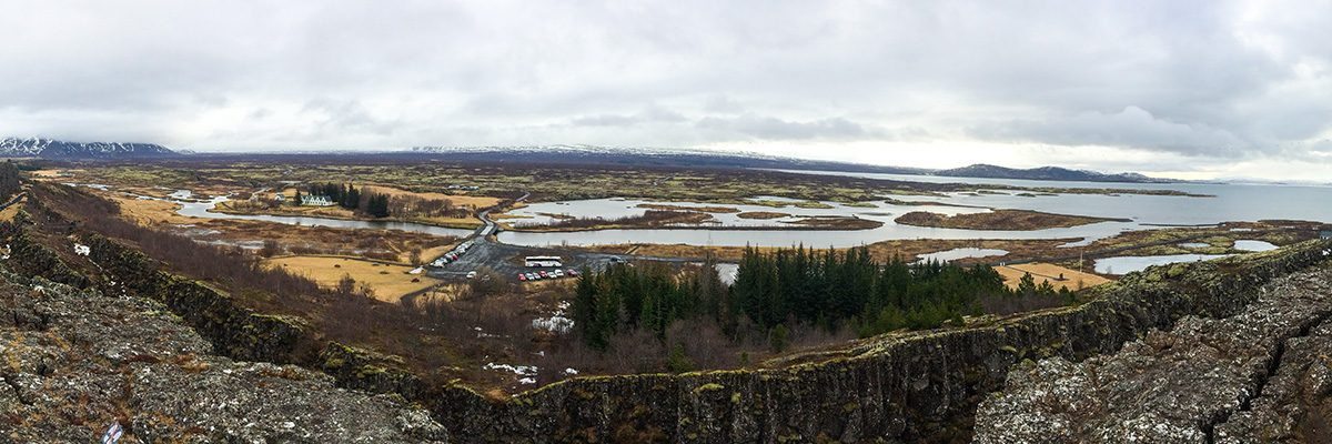 thingvellir panorama