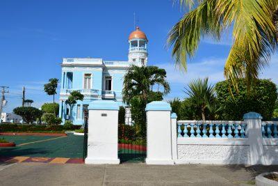 Modrý palác Cienfuegos