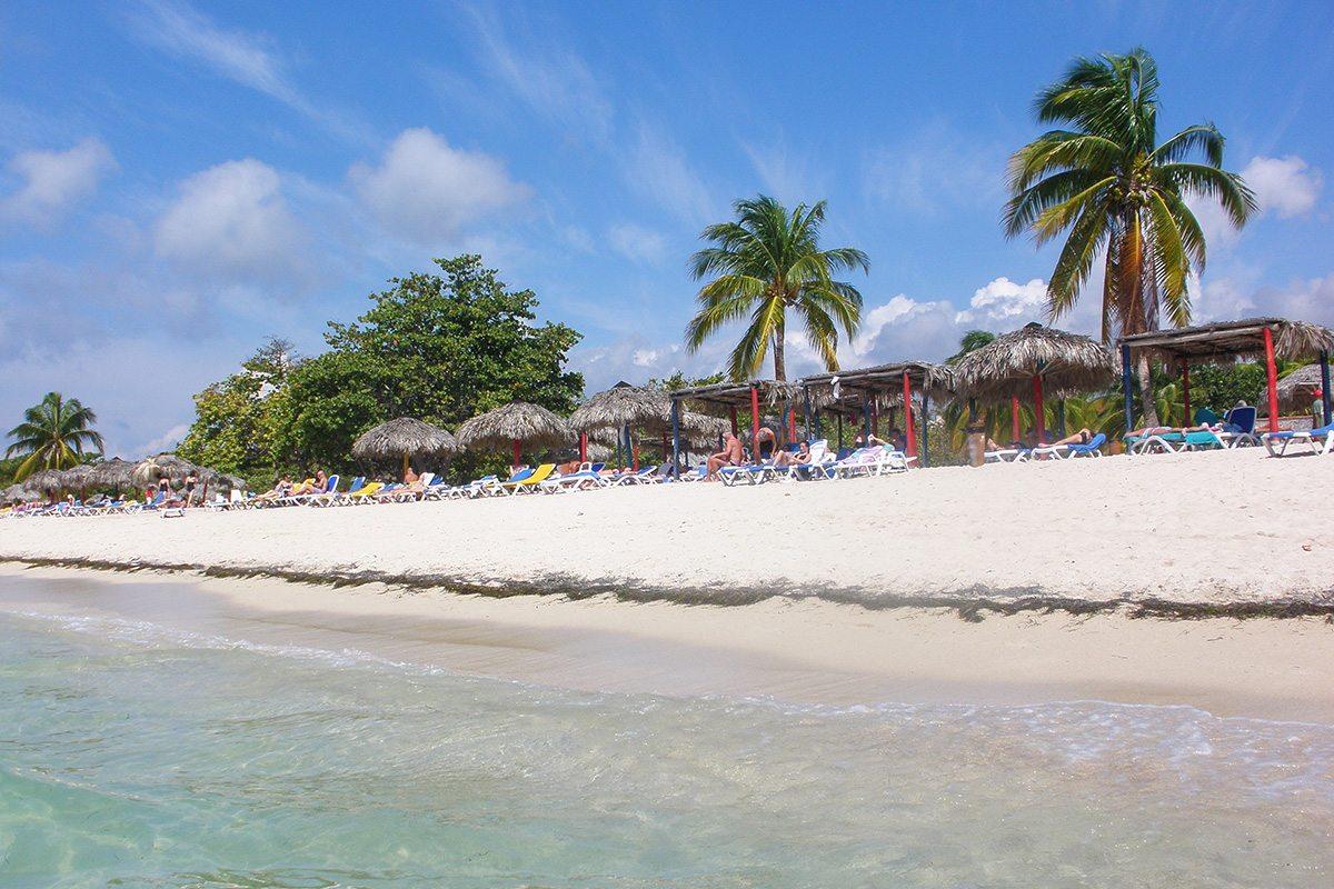 Playa Ancon - Kuba