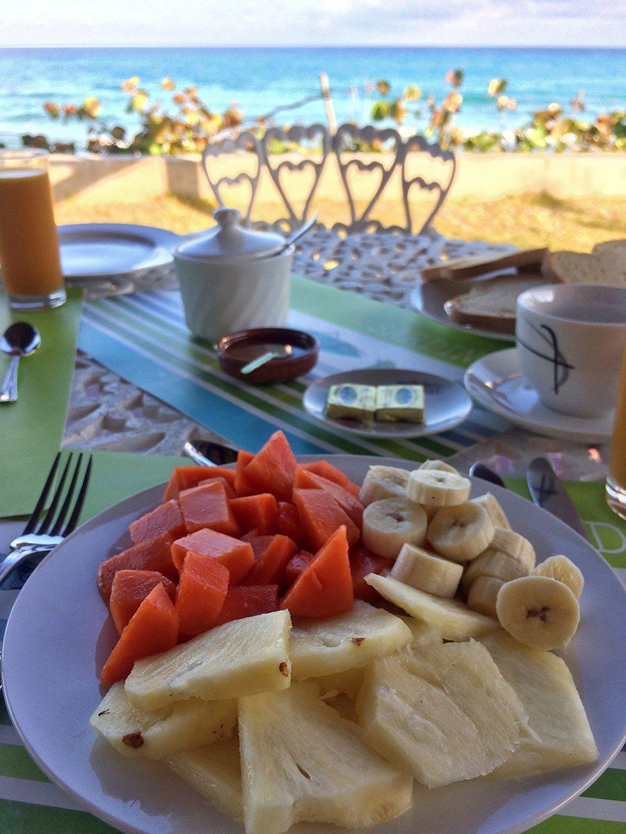 raňajky na ubytovaní
