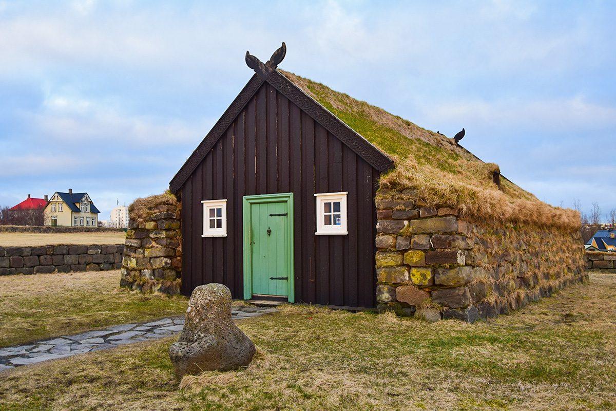 Árbæjarsafn - skanzen Reykjavik