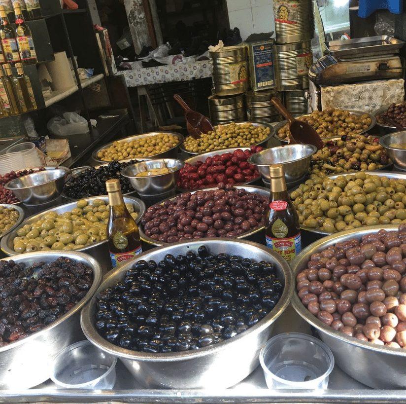 olivy - tel aviv