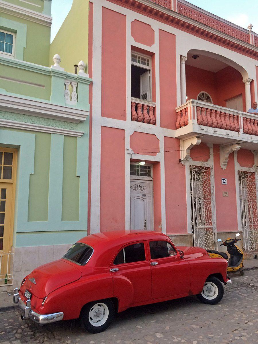 trinidad farebné domy