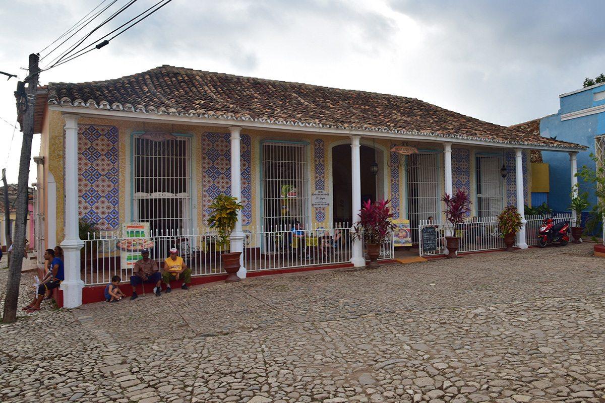 Trinidad reštaurácia