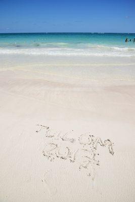 Tulum pláž