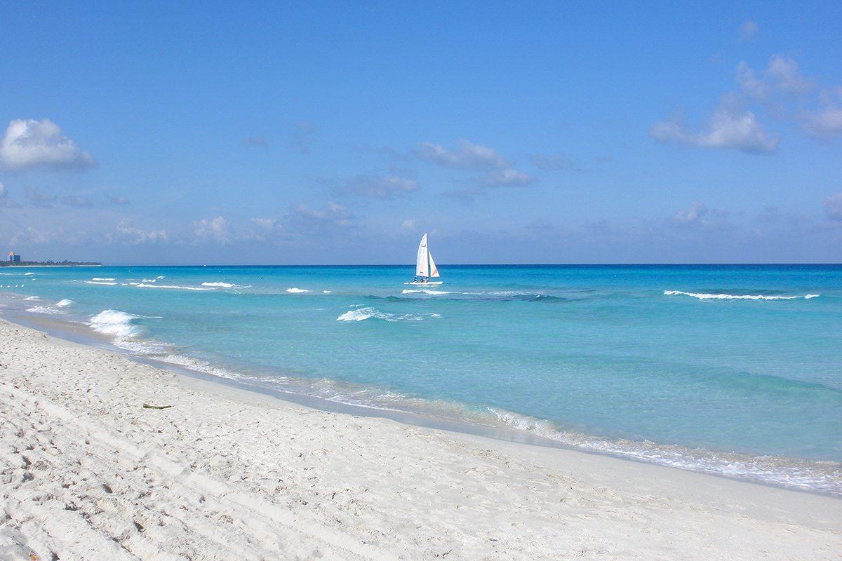 Najkrajšie pláže na Kube - Varadero