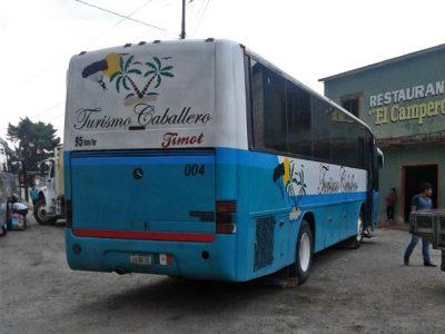karibsky raj - autobus