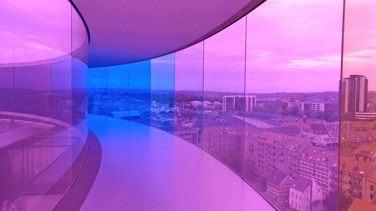 ARoS-moderná galéria, Aarhus