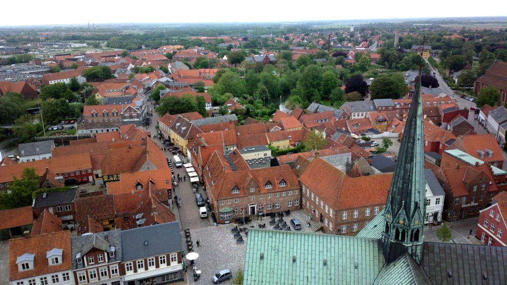 Historické mesto Ribe