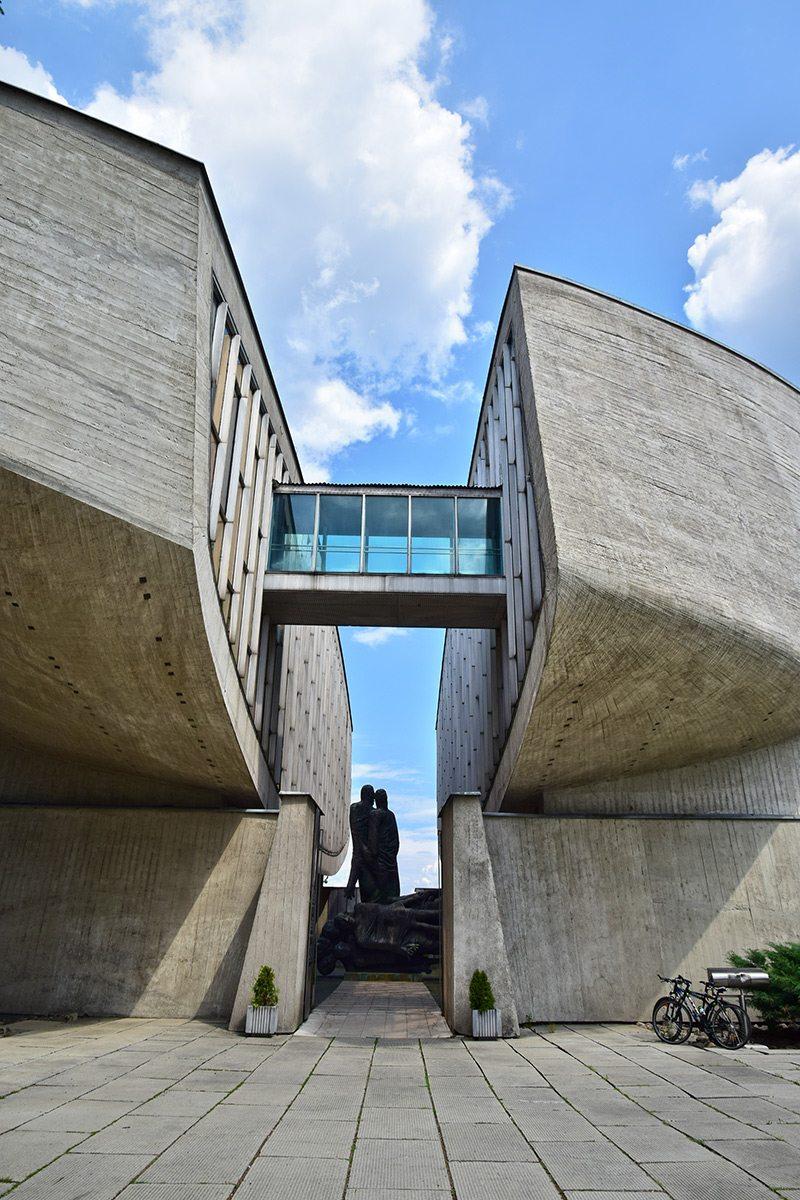 SNP pamätník - Banská Bystrica