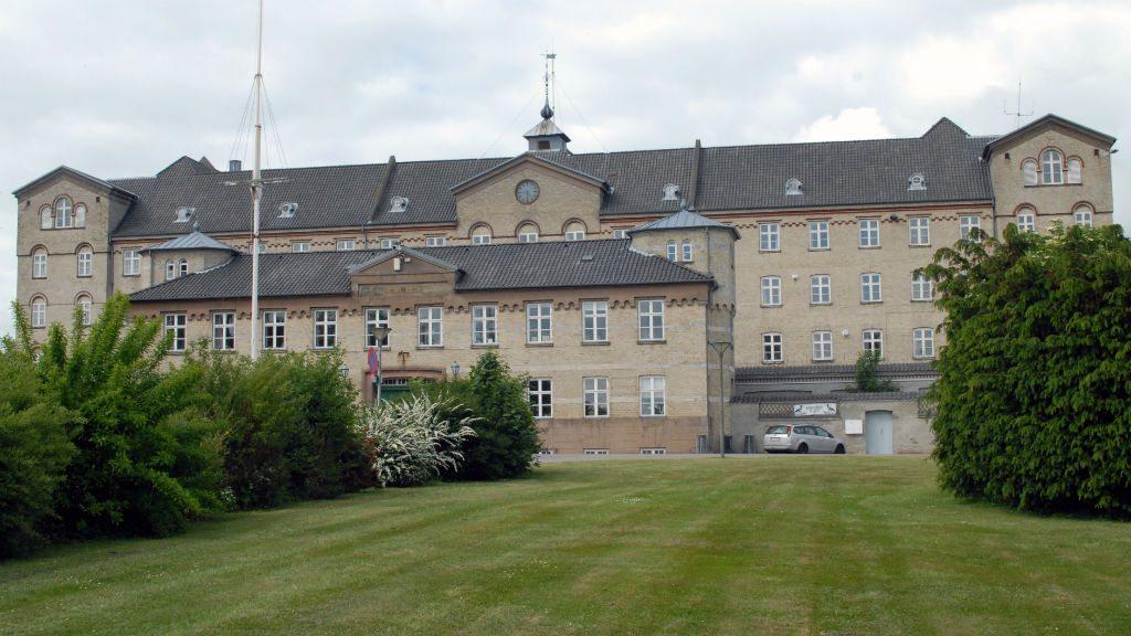 Fængslet-bývalé väzenie, Horsens