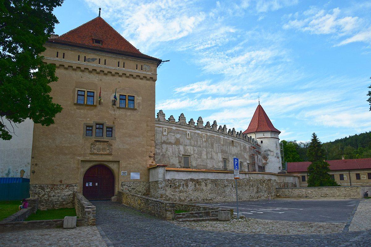 Kežmarok mestský hrad
