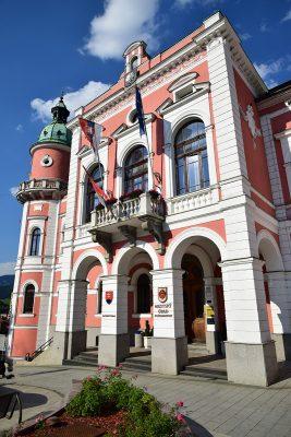 Ružomberok - mestský úrad