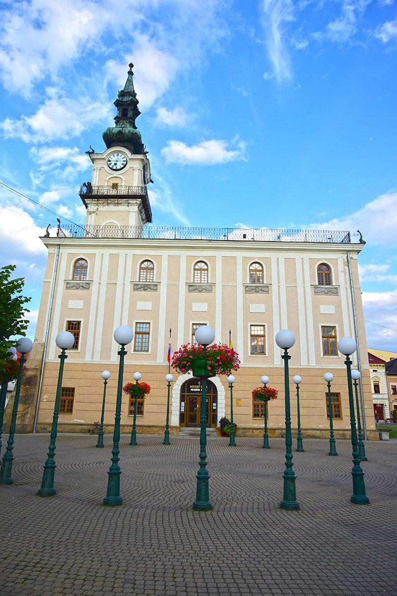 Kežmarok mestský úrad