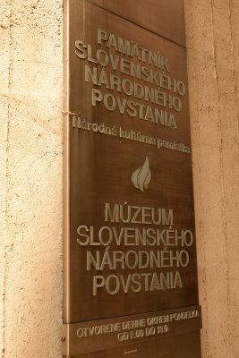 Banská Bystrica - Múzeum SNP