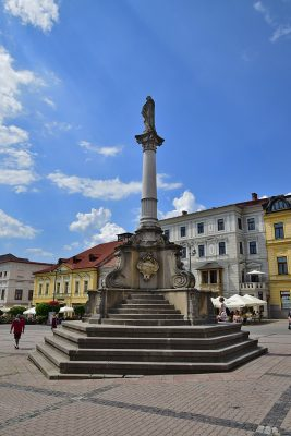 Námestie Banská Bystrica