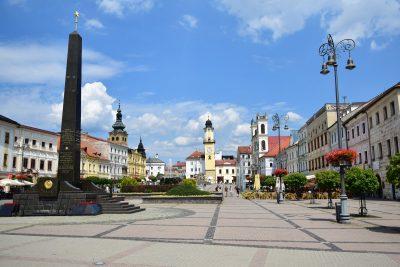 námestie - Banská Bystrica