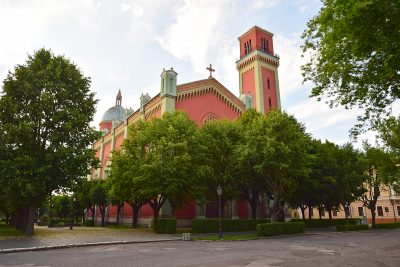 Kežmarok - Nový evanjelický kostol
