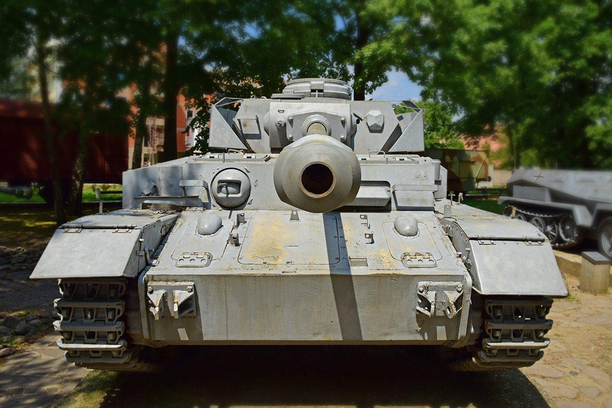 tank - Banská Bystrica