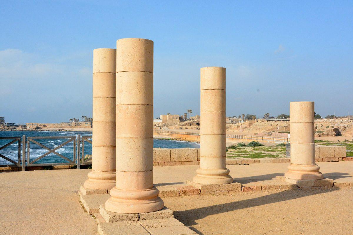 Izrael - Caesaria