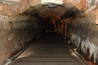 Podzemné tunely Akko