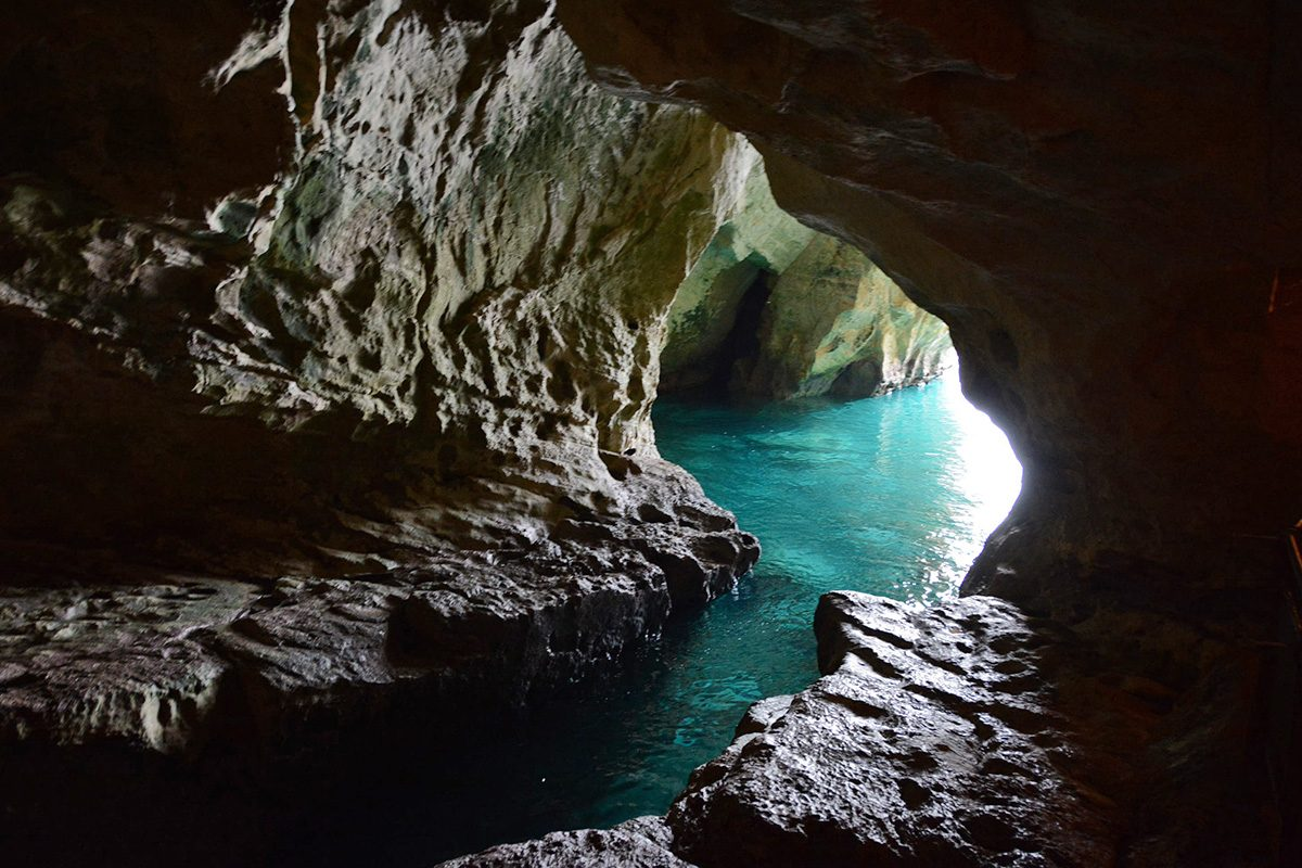 jaskyňa Rosh Hanikra