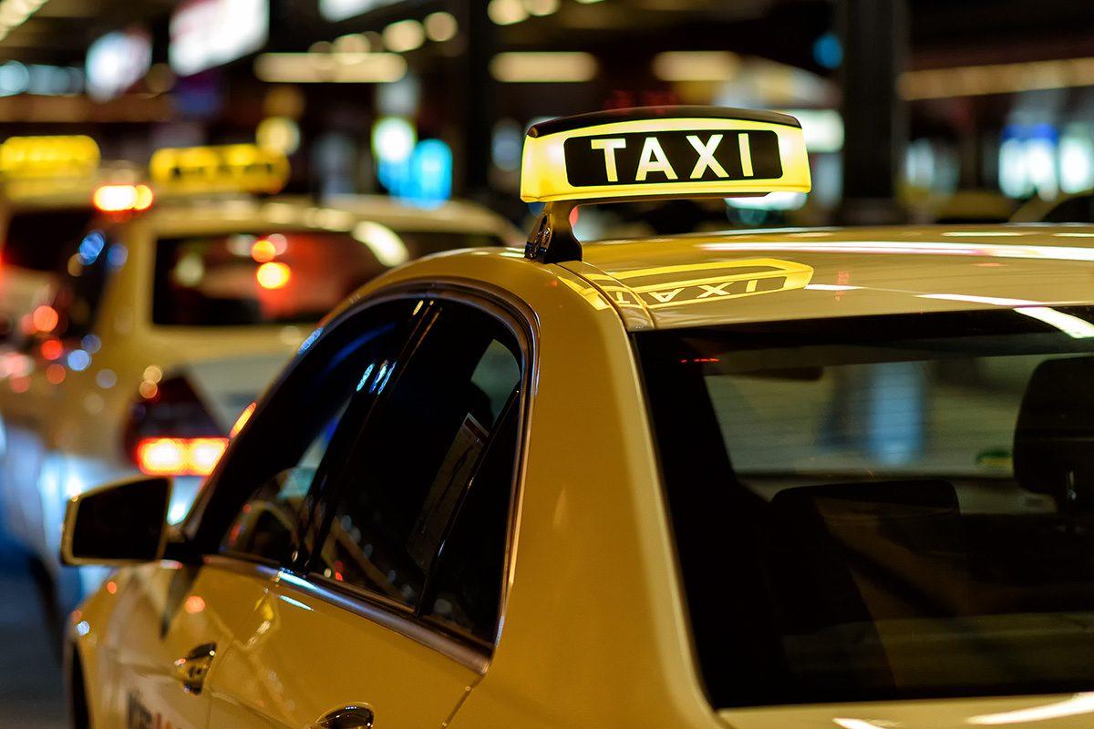 taxikári - podvody na turistoch